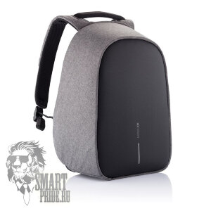 Bobby Hero Regular backpack XD-design Gray (Рюкзак Бобби Хиро серый P705.292)
