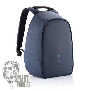 Bobby Hero Regular backpack XD-design Navy (Рюкзак Бобби Хиро синий P705.295)